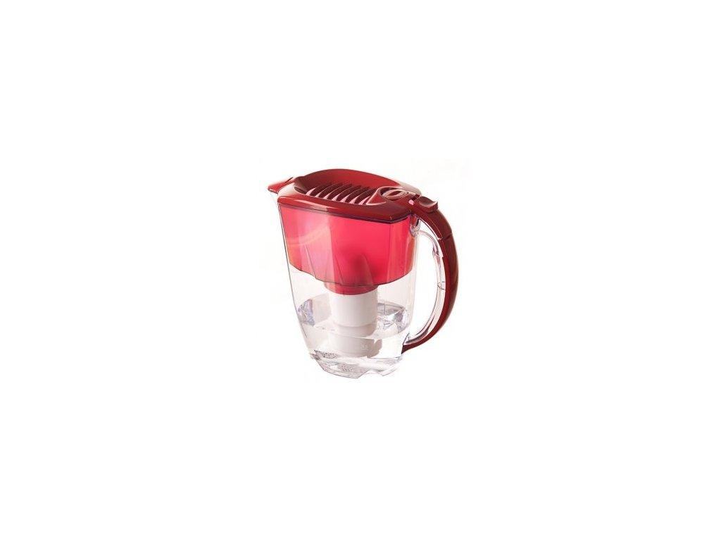 2287 filtracni konvice aquaphor prestiz cherry 2 filtracni patrony (1)