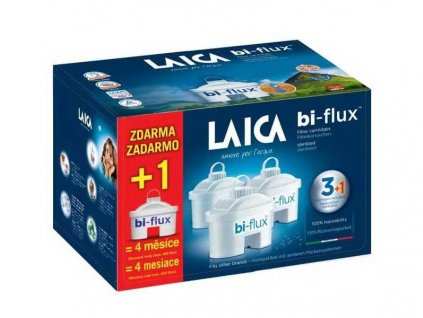Vodní filtr Biflux 3+1ks
