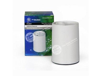 Náhradní vložky pro filtry na kohoutek Aquafilter FH2000 a Instapure F2,  balení 2 kusy