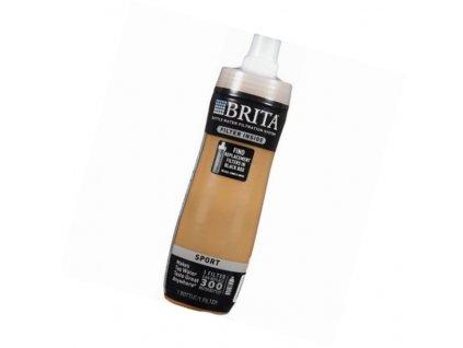 Filtrační láhev BRITA Sport - žlutá