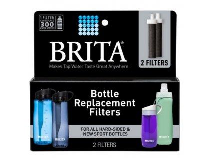 Náhradní filtr pro filtrační láhev BRITA Sport 2ks