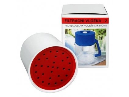 Filtrační vložka pro konvice OASA a DIONA (standardní filtrace), 1 ks