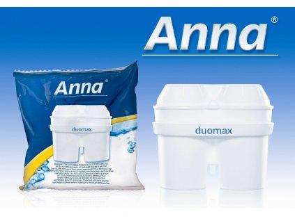 Vodní filtr Anna Duomax 3 ks