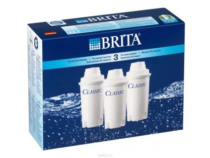 Filtrační patrona BRITA Classic 3 ks