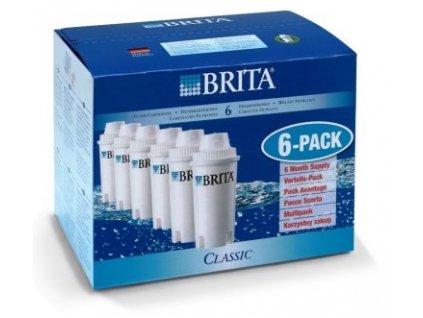 Filtrační patrona BRITA Classic 6 ks