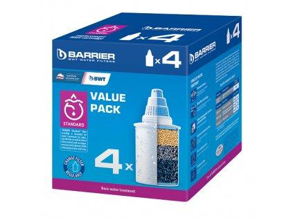BARRIER Standard náhradní filtrační patrona - 4ks