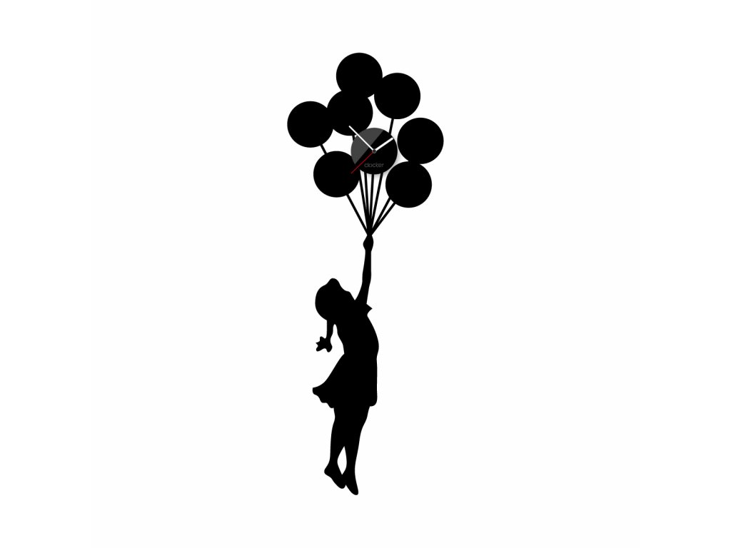 balloon girl 1200
