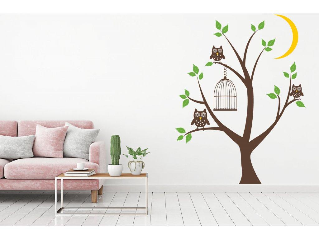 nazed 1444 strom sovy 80