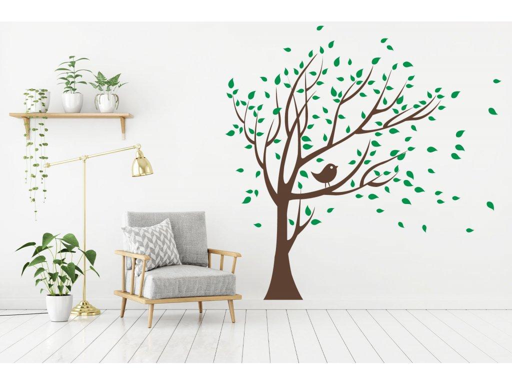 nazed 1332 strom (nugatova + svetle zelena zelena 80