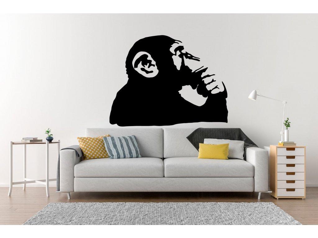nazed 1237 opice cerna70 1 80