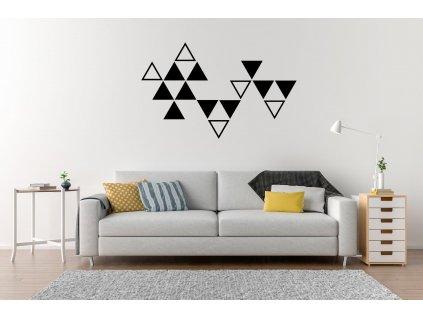 nazed 1104 trojuhelniky cerna70 80