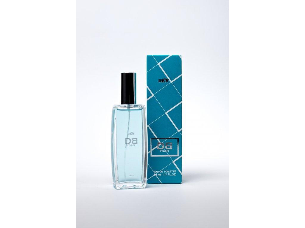 DB man – eau de parfum – 50 ml  + DÁREK (platí pro 1 objednávku, vyberte po přidání do košíku)
