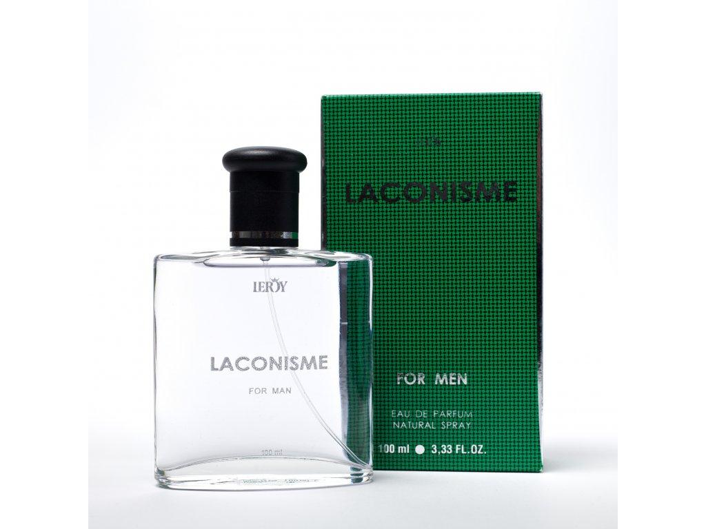 Laconisme for men – eau de parfum – 100 ml  + DÁREK (platí pro 1 objednávku, vyberte po přidání do košíku)