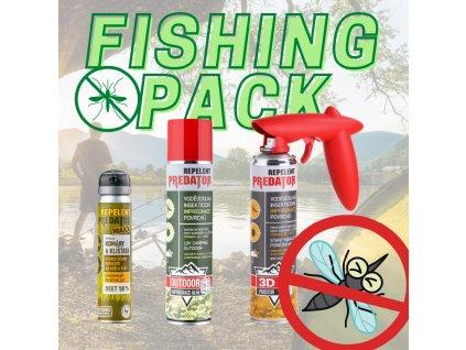 predator fishing pack