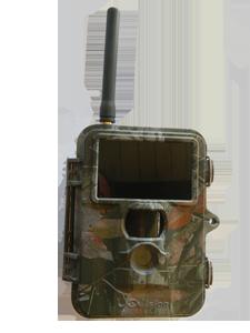 S odesíláním (GSM, MMS bránou, WIFI)