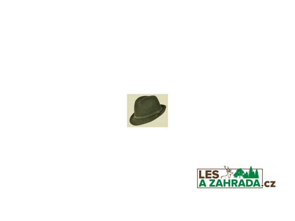 Myslivecký klobouk HUBERT - lesazahrada.cz 0ecc6dac10