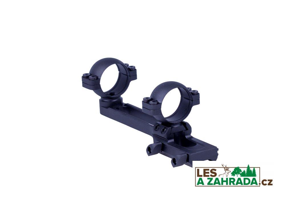 Montáž ZH 30mm, prodloužen