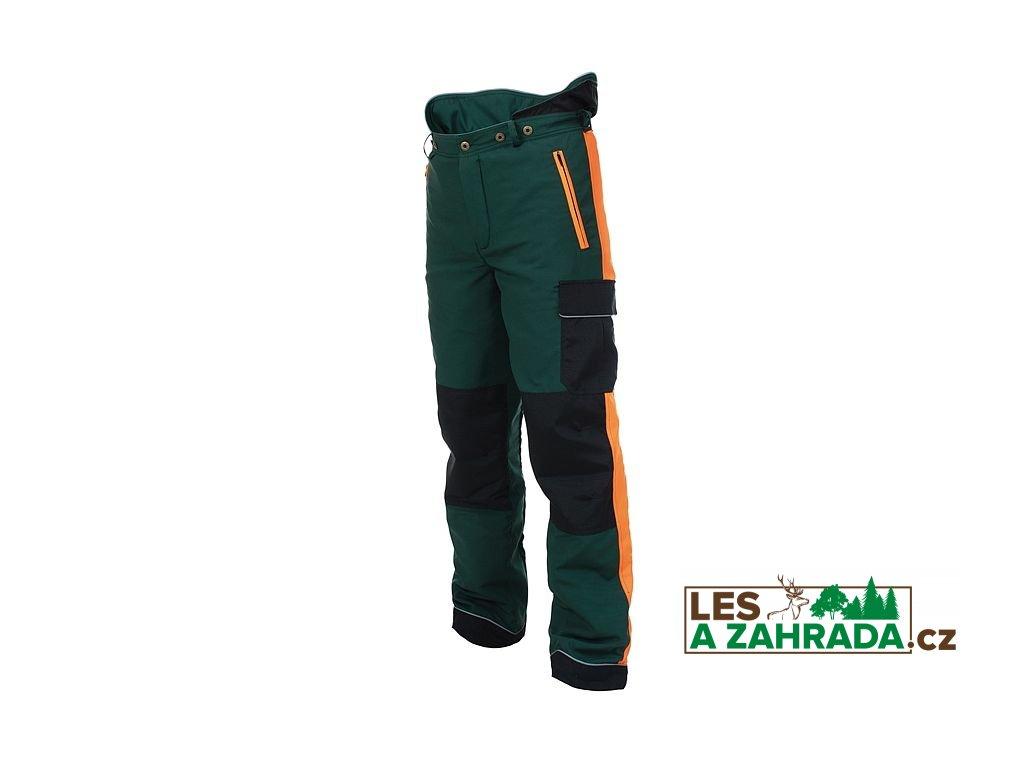 Protipořezové kalhoty do pasu Profesional Scilar
