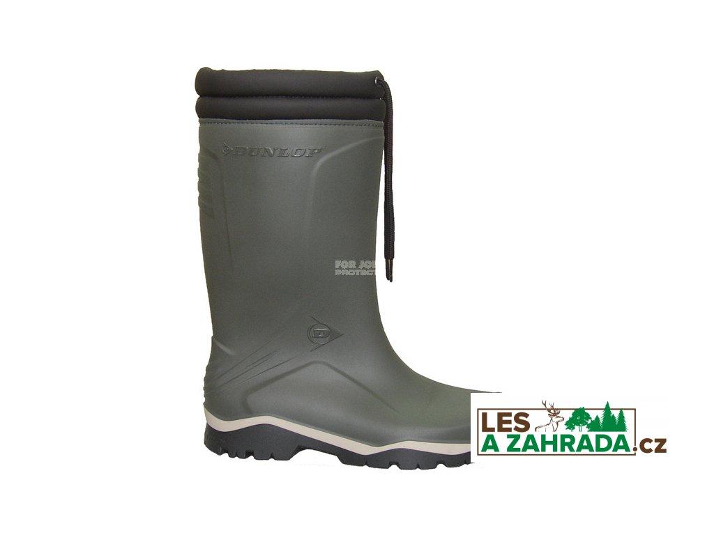 Zimní obuv DUNLOP BLIZZARD - lesazahrada.cz 3b22ac7d70