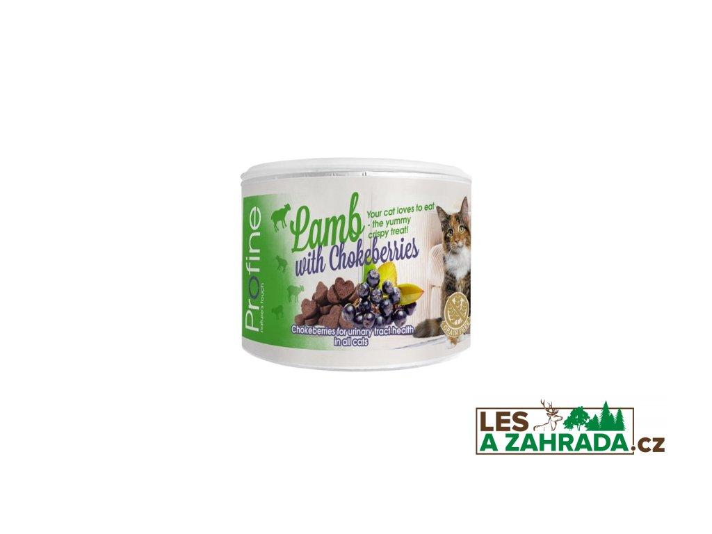 Profine Cat Crunchy Snack Lamb & Chokeberries Berry 50g