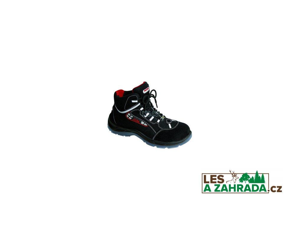Bezpečnostní obuv S2 ELTEN SANDER ESD, s plastovou ochrannou špicí 48