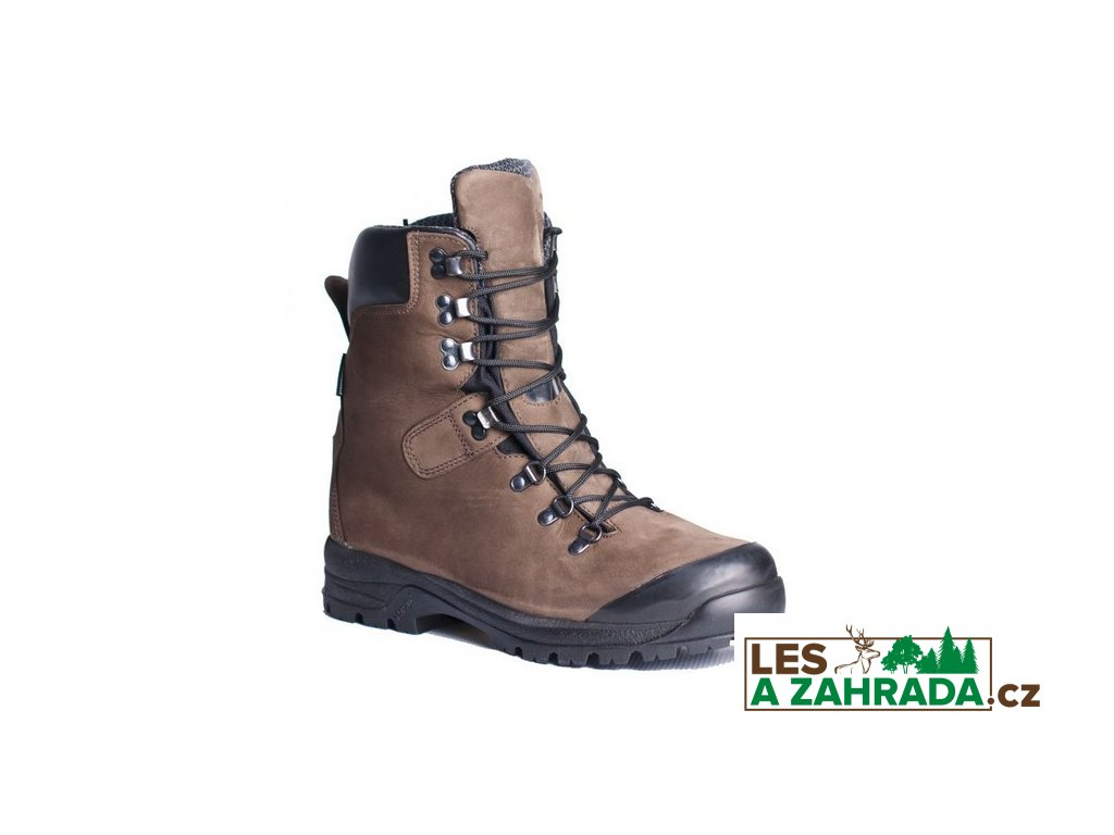BIGHORN - Pánská treková obuv KANSAS 1310 hnědá