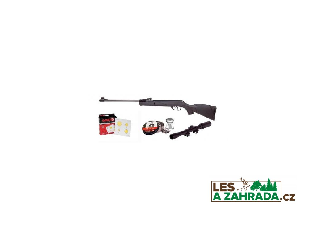 Gamo Delta Max Force Whisper set