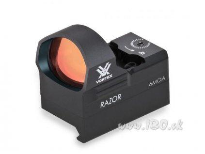 Kolimátor VORTEX Razor Red Dot (6 MOA tečka)
