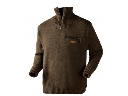 Annaboda jersey Demitasse brown melange