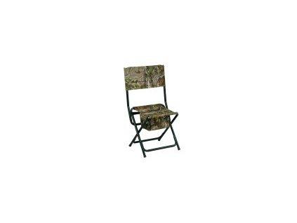 Skládací židlička MAX