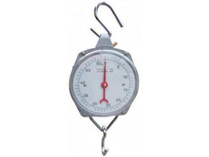 Mechanická kulatá závěsná váha s ciferníkem 100kg