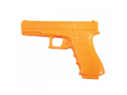 Maketa zbraně Blackhawk!, G17, oranžová