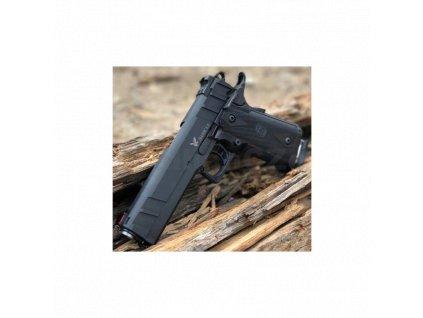 """Pistole samonab. STI, Mod.: Hawk 5.0, Ráže: 9mm Luger, Hl.: 5"""", 18+1 ran, černá"""
