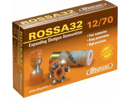 Dupleks 12x70 Rossa 32g Hunting 5ks