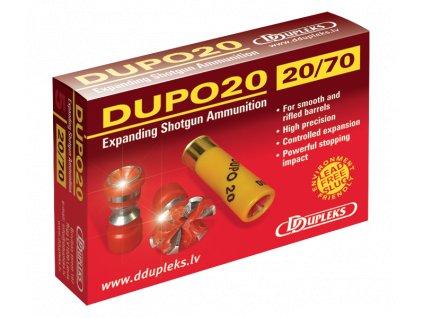 Dupleks 20x70 Dupo 20g Hunting 5ks