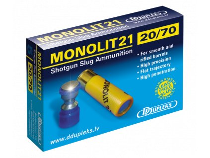 Dupleks 20x70 Monolit 21g Hunting 5ks