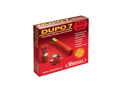 Dupleks 410x65 Dupo 7g Hunting 5ks