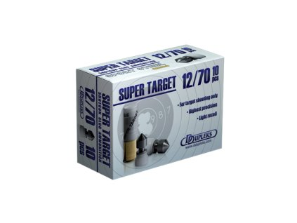 Dupleks 12x70 Super Target 25g 5ks