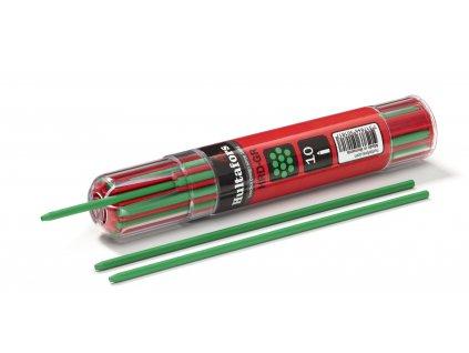Náplň k mechanické tužce Dry Marker zelená Hultafors
