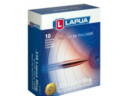 LAPUA .338 Lapua Magnum GB488 Scenar HPBT, 16,2g/250gr.