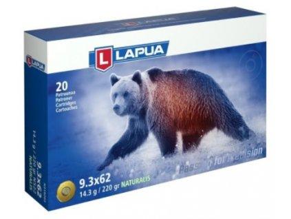 LAPUA 9,3x62 E433 MEGA 18,5g/285gr