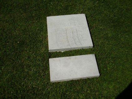 Dlaždice betonová 40x20x4