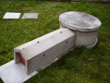 Odchytový modul-100 cm