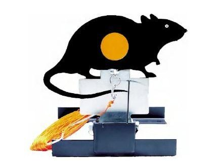 Terč Myš