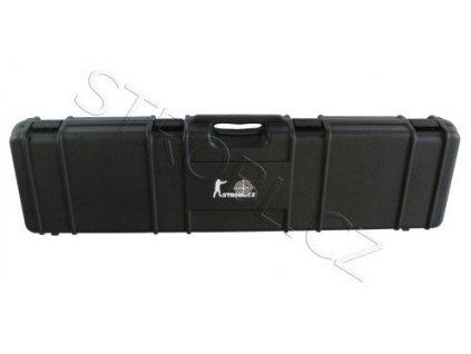 Plastový kufr na pušku odolný 117cm x 29cm x 12cm