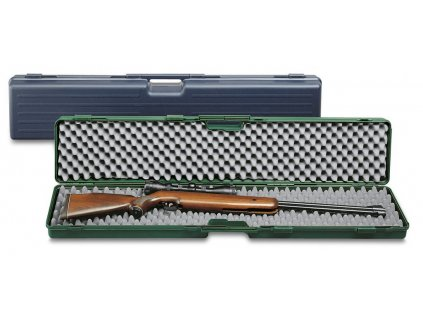 Plastový kufr na pušku 120cm x 23cm x 11cm