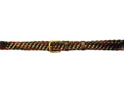 Opasek pletený šíře 3 cm