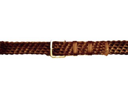 Opasek pletený šíře 4 cm