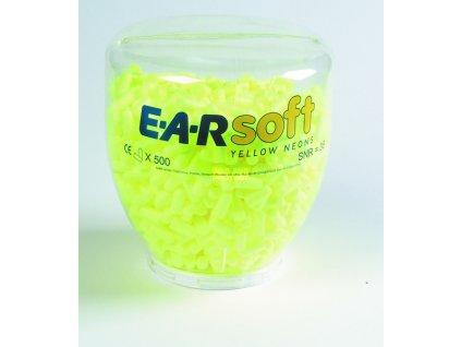 EAR zásobník 500 ks zátek EAR soft uni