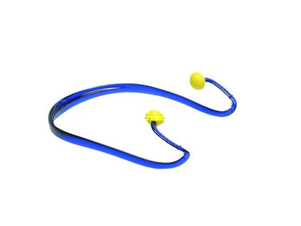 Polštářkové zátky EAR Band na pružném oblouku, 21 dB uni